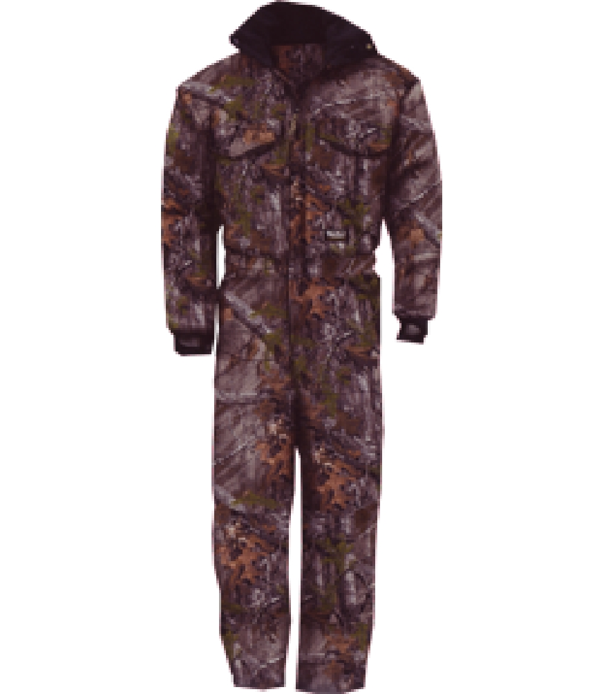 Click here to buy Walls Industries Legend Insulated Coverall Short Realtree Xtra Camo Large by WALLS INDUSTRIES INC.