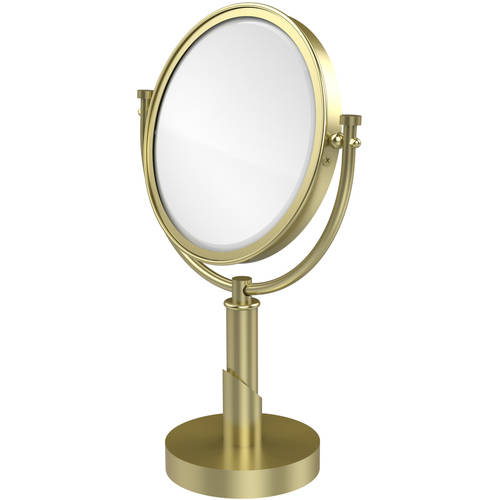 "Tribecca Collection 8"" Vanity Top Make-Up Mirror, 4x Magnification (Build to Order)"