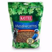 Kaytee Mealworms Wild Bird Feed, 17.6 oz