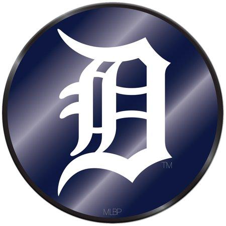 Detroit Tigers Sparo Laser Discus Decal - No