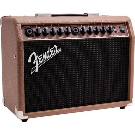 Acoustasonic 40 40W 2x6.5 Acoustic Guitar Amplifier Brown