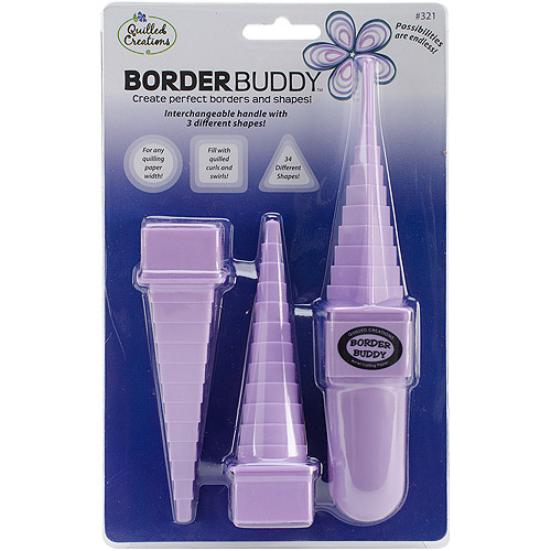 Quilled Creations Border Buddy Multi-Colored