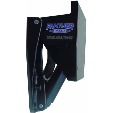 Panther Model 135 Trim and Tilt Motor Bracket for Outboards up to 135 HP or 350 (Panther Tilt And Trim Model 55 Actuator)