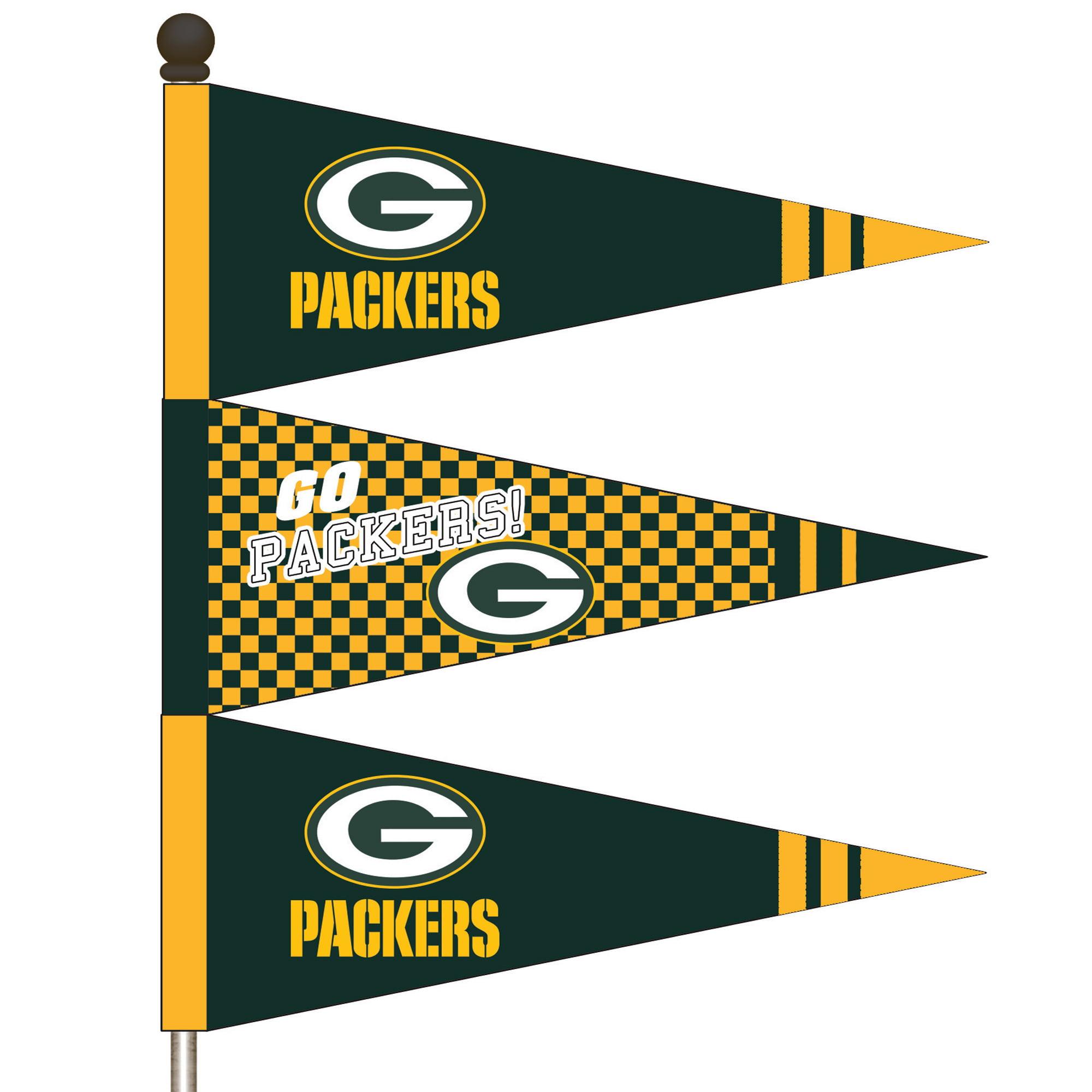 Team Sports America NFL Windspinner 2-Side Pennant