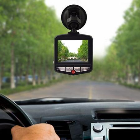Hover-Way HD Mini Auto-Black Box DVR Dash Cam (Includes ...