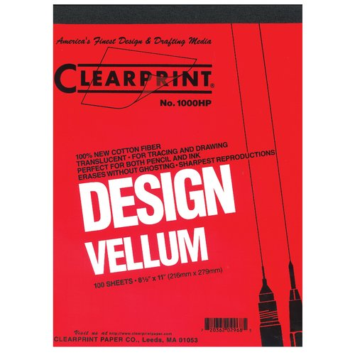 Clearprint 1000H Drafting Vellum