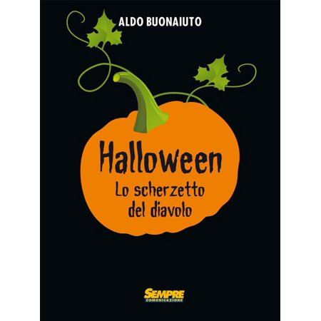 Halloween. Lo scherzetto del diavolo - eBook