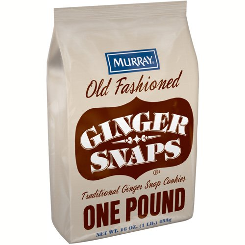 Murray Old Fashioned Ginger Snaps Cookies, 16 oz