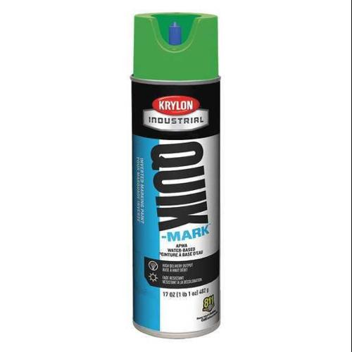 KRYLON A03904004 Marking Paint, 17 oz., Water, 2 min.