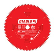 Diablo 12 in. Dia. x 1 in. Carbide Tip Circular Saw Blade 96 teeth 1 pk