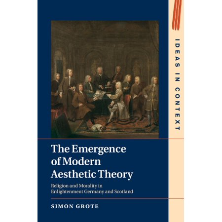 The Emergence of Modern Aesthetic Theory - eBook