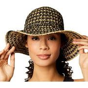 Nine West Crochet Floppy Sun Hat