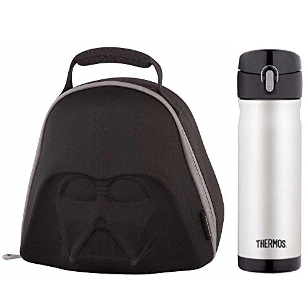 Thermos Star Wars Darth Vader EVA Helmet Novelty Lunch Ki...