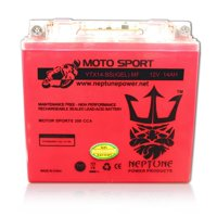 Arctic Cat 650 650 4X4 Automatic, 2004-2006 YTX14-BS(iGEL)(MF) SLA Powersport Replacement ATV Battery by Neptune