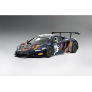 2013 Mclaren 12C GT3 #88 SPA Von Ryan Racing Senna/Barff/Goodwin Limited to 500pc 1/18 Model by True Scale Miniatures