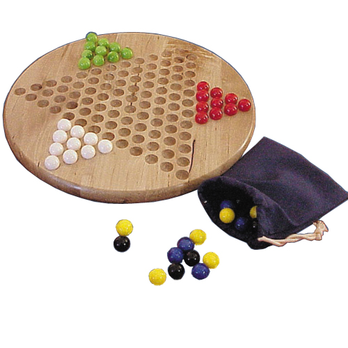 Worldwise Imports Chinese Checkers