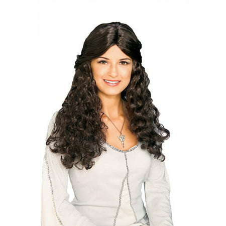 Lord of the Rings Adult Arwen Halloween Wig for $<!---->
