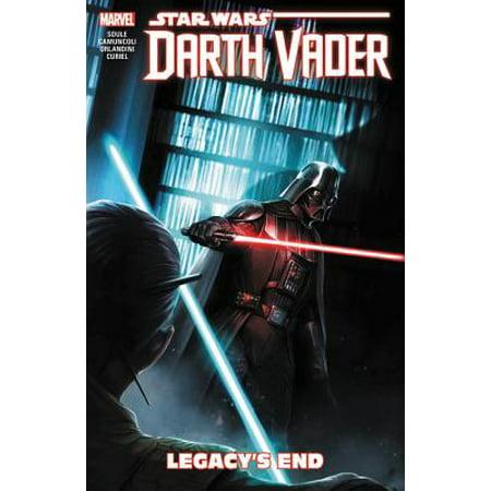 Star Wars: Darth Vader - Dark Lord of the Sith Vol. 2 : Legacy's
