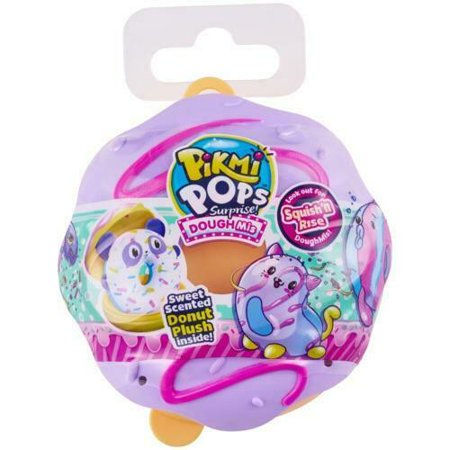 Pikmi Pops DoughMis Single Pack 1 Pc (Colors May Vary)