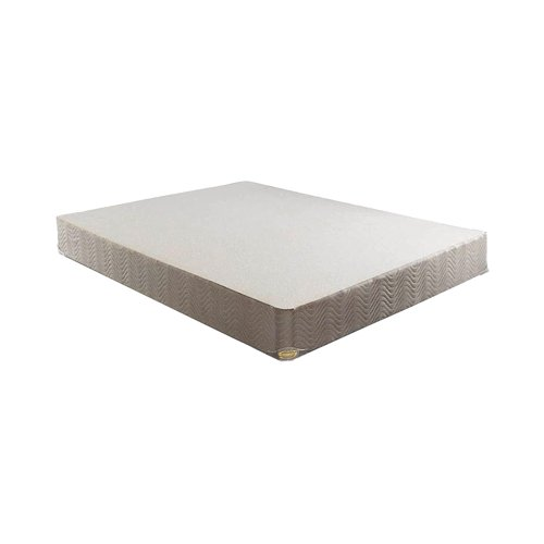 simmons beautysleep 2 pieces king size triton lite low profile foundation or boxspring. Black Bedroom Furniture Sets. Home Design Ideas
