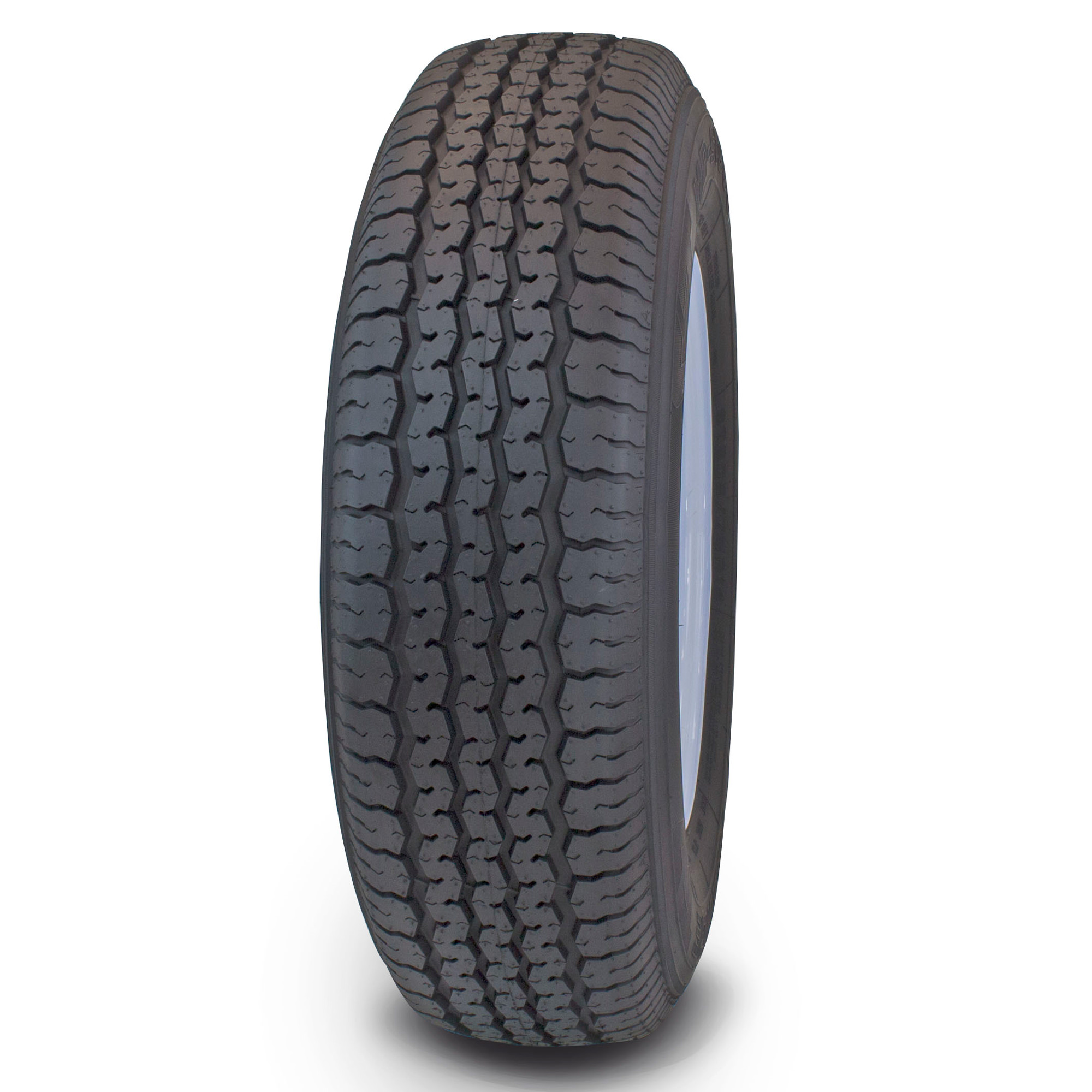 Greenball Transmaster EV ST225/75R15 8 ply Radial Trailer Tire (TIRE ONLY)