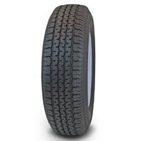 Greenball Transmaster EV ST175/80R13 6 PR Hi-Speed Special Trailer Radial Tire (Tire Only)