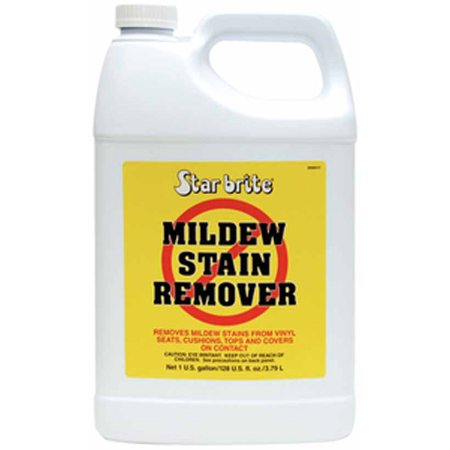 Star Brite 85600  85600 Gallon Mildew Stain Remover  Ups Ground Shipping Only