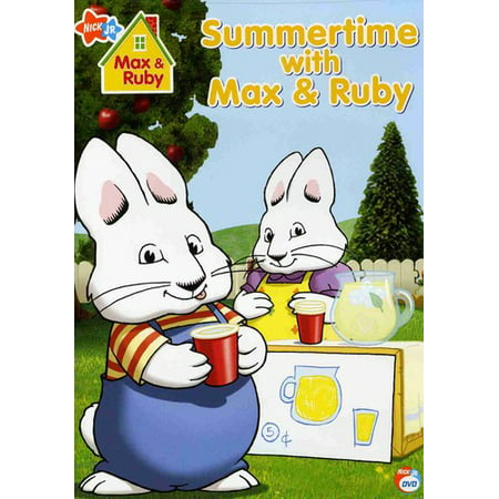 Max & Ruby: Summertime With Max & Ruby (DVD)