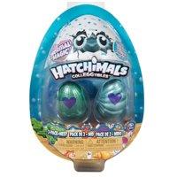 Hatchimals CollEGGtibles, Mermal Magic 2 Pack + Nest Season 5 (Styles May Vary)