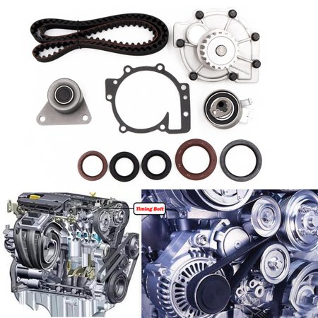 NEW TIMING BELT & WATER PUMP KIT FOR VOLVO C70 S40 S60 S80 V70 XC70