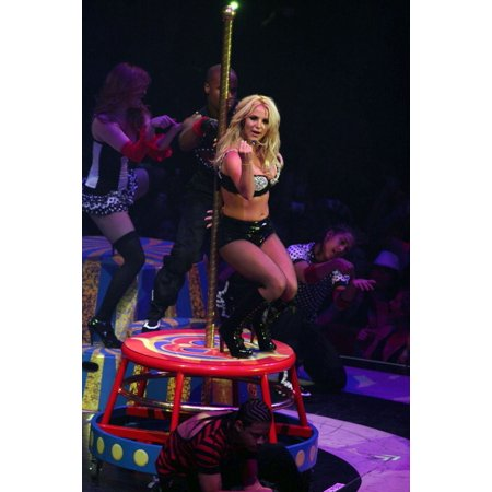 Britney Spears On Stage For The Circus Starring Britney Spears Tour - Newark Show Prudential Center Newark Nj March 13 2009 Photo By Frank LoblondoEverett Collection (Prudential Center Pictures)