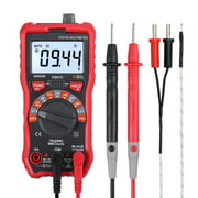 ESYNIC Digital Multimeter 6000 Counts True RMS Auto Ranging NCV AC/DC Voltage Current Resistance Multi-Tester