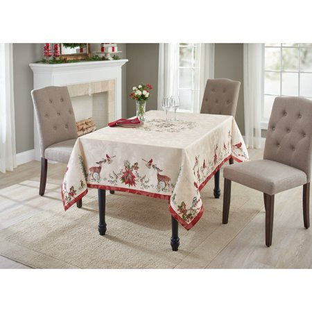 "60"" x 102"" Iconic Critter Tablecloth - Walmart.com"