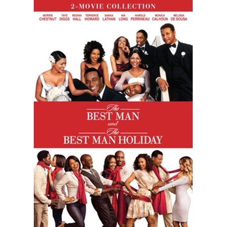 The Best Man / The Best Man Holiday (DVD) (Best Sketch Comedy Shows)