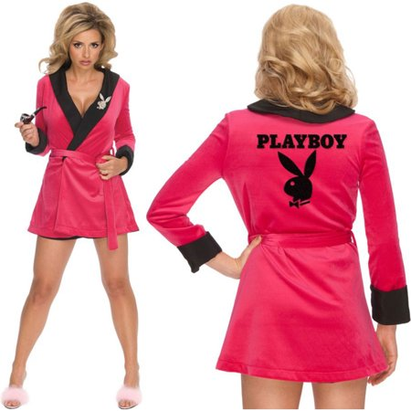 Morris Costumes Womens Nightdresses & Gowns Playboy Pink Sexy Girlfriend, Style RU889294 - Manziel Girlfriend Halloween