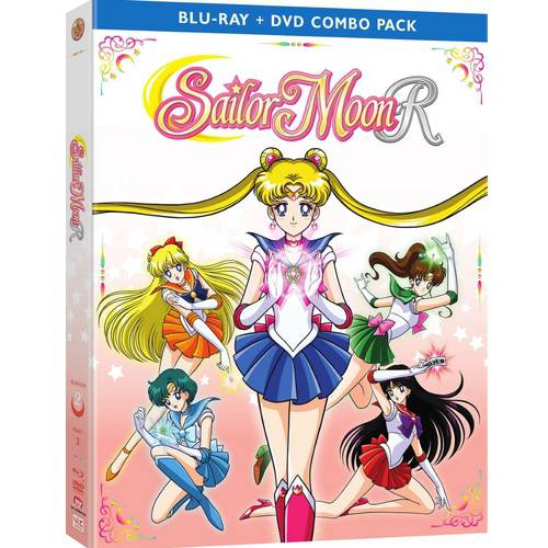Sailor Moon R: Season 2 Part 2 [Blu-ray]
