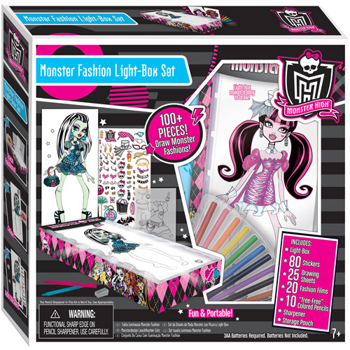 Monster High Monster Fashion Light-box S