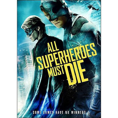 All Superheroes Must Die (Widescreen)