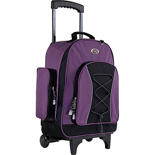 CalPak Bleacher Rolling Backpack - Walmart.com