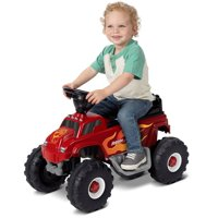 Radio Flyer Monster Truck Battery Operated Ride-On