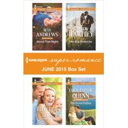 Harlequin Superromance June 2015 - Box Set - eBook