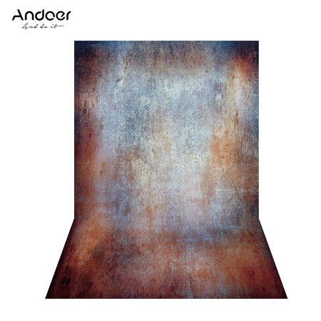 Andoer 1.5 * 2.1m/5 * 6.9ft Photography Backdrop Background Digital Printed Classic Old Wall for Kid Children Baby Newborn Portrait Studio Photography Chroma Key Digital Backdrops