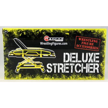 Deluxe Stretcher - Ringside Exclusive Toy Wrestling Figure Accessory