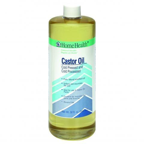 Home Health - Castor Oil - 32 oz.
