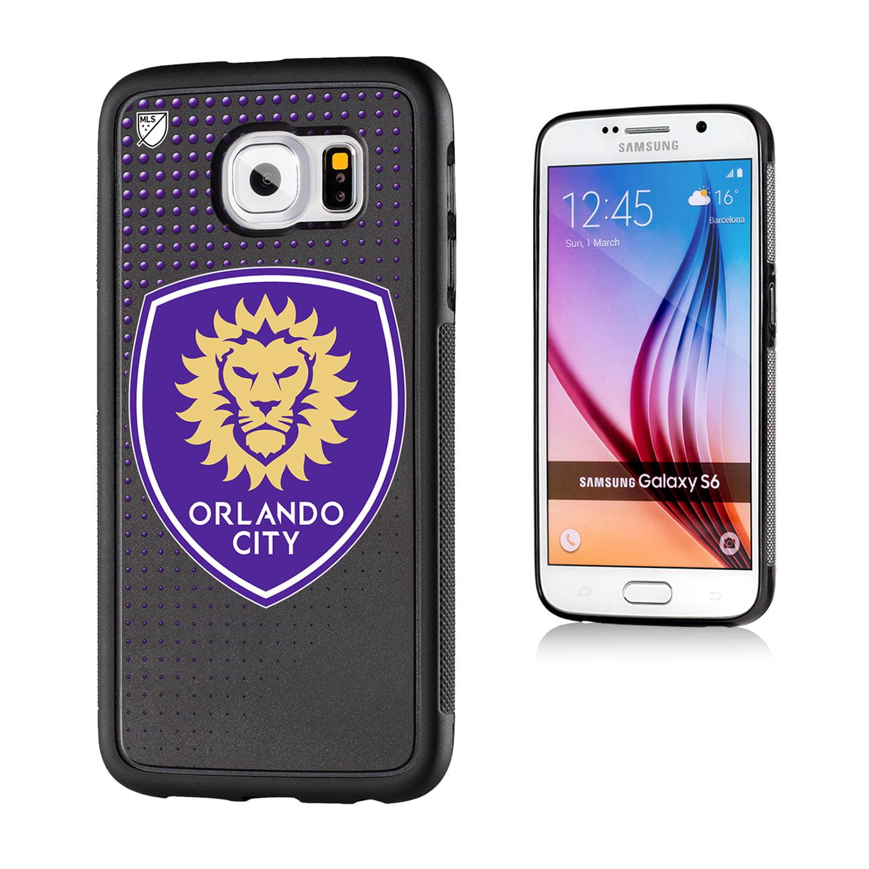 Orlando City Soccer Club Dots Galaxy S6 Bumper Case