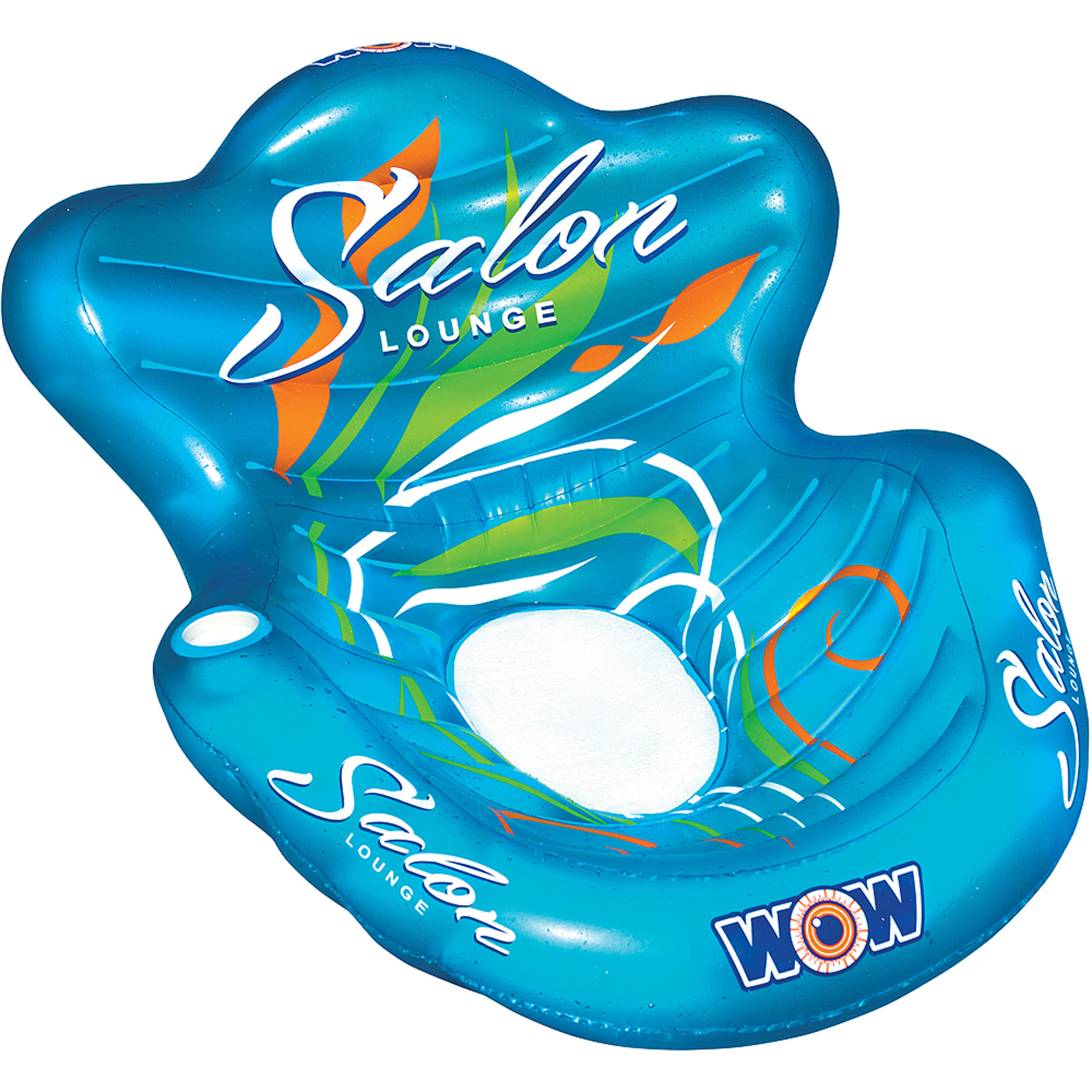 WOW World of Watersports, 14-2050, Salon Lounge, 1 Person Float