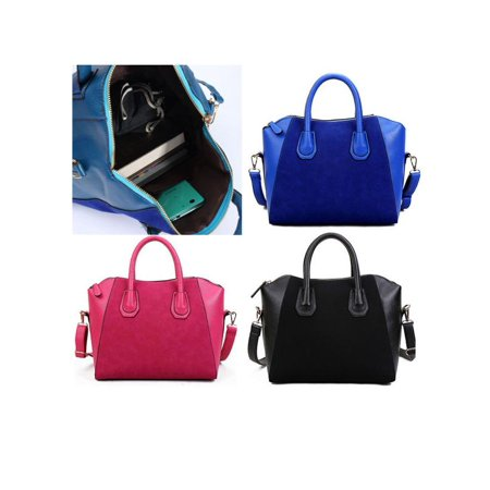 - Fashion Leather Large Handbags For Women Frosted Hobo Crossbody Shoulder Bag Tote Purse