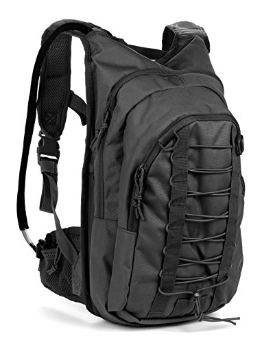 Drifter Hydration Pack Black by Red Rock Outdoor Gear