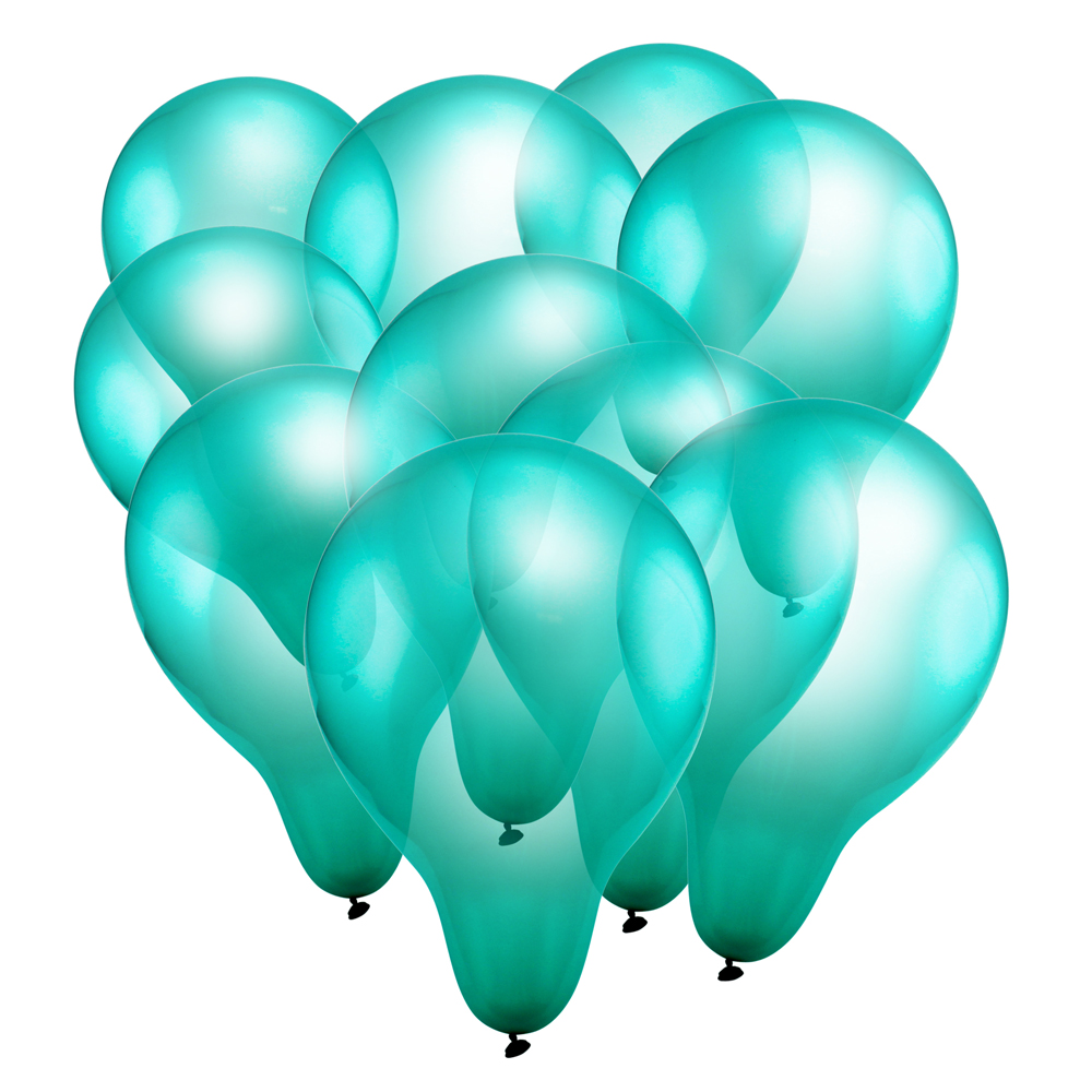 100pcs 10 inch Colorful Round Birthday Wedding Party Latex Balloon Decor Decoration