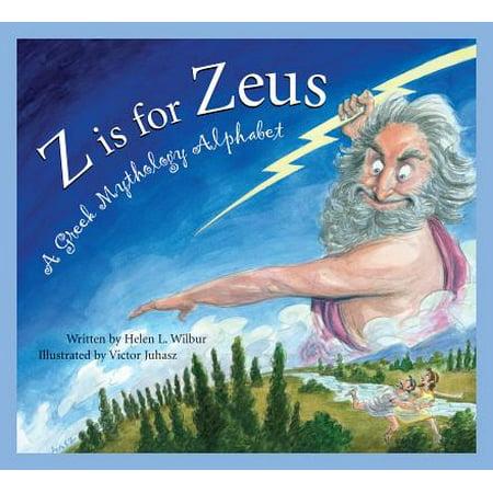 Z Is for Zeus : A Greek Mythology Alphabet](Faun Greek Mythology)